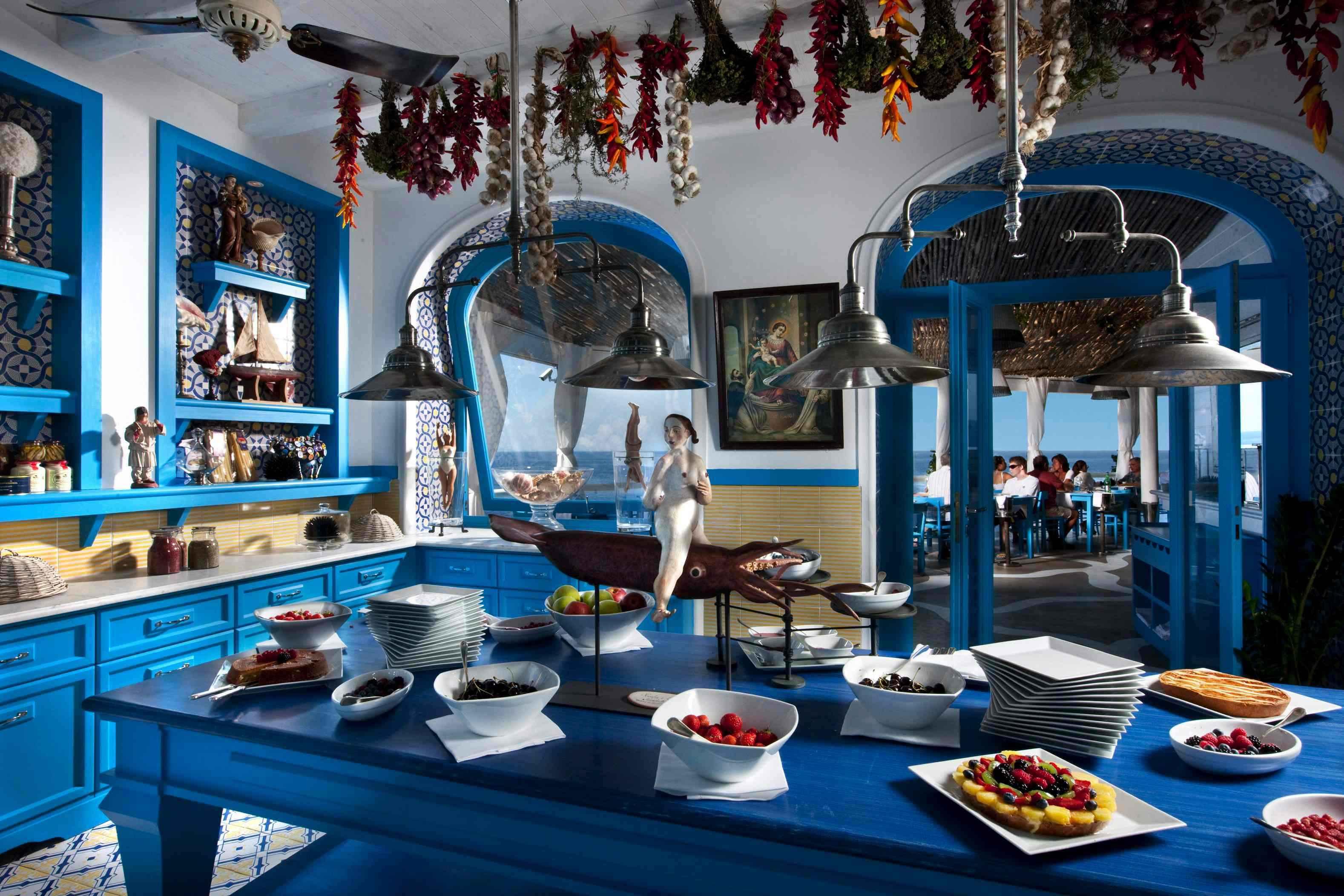 Mediterranean Restaurants Design : The 10 best things to do on the island of Capri - Jan Fuscoe - Writer ...